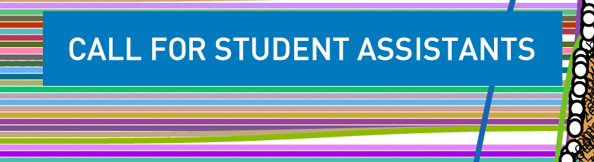 Call for Student Research Assistants