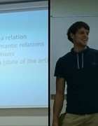 Similarity & Relatedness: Similarity Is-a relation, Presentation by: Marten Postma, MA