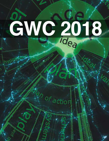 — 9th Global WordNet Conference Jan. 8—12, 2018