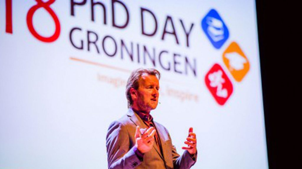 Keynote lecture  2018 PhD Day Groningen